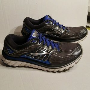 Brooks Glycerin 14 mens running shoes size 11.5 D